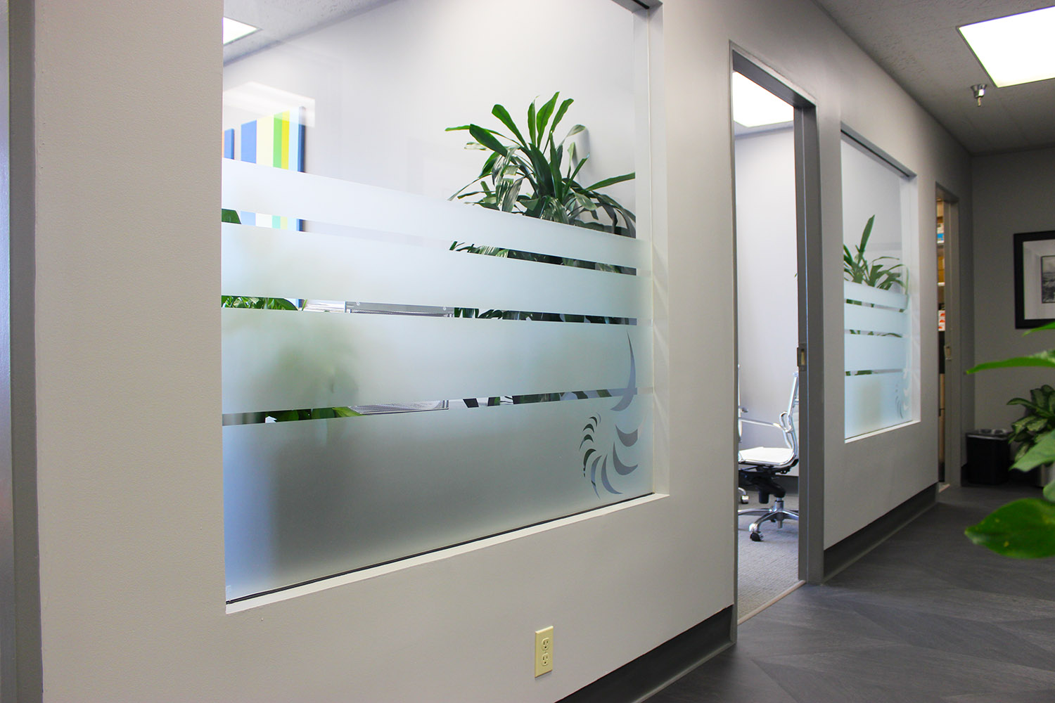 Frosted glass film for windows vinyl window etching decals for Window etching