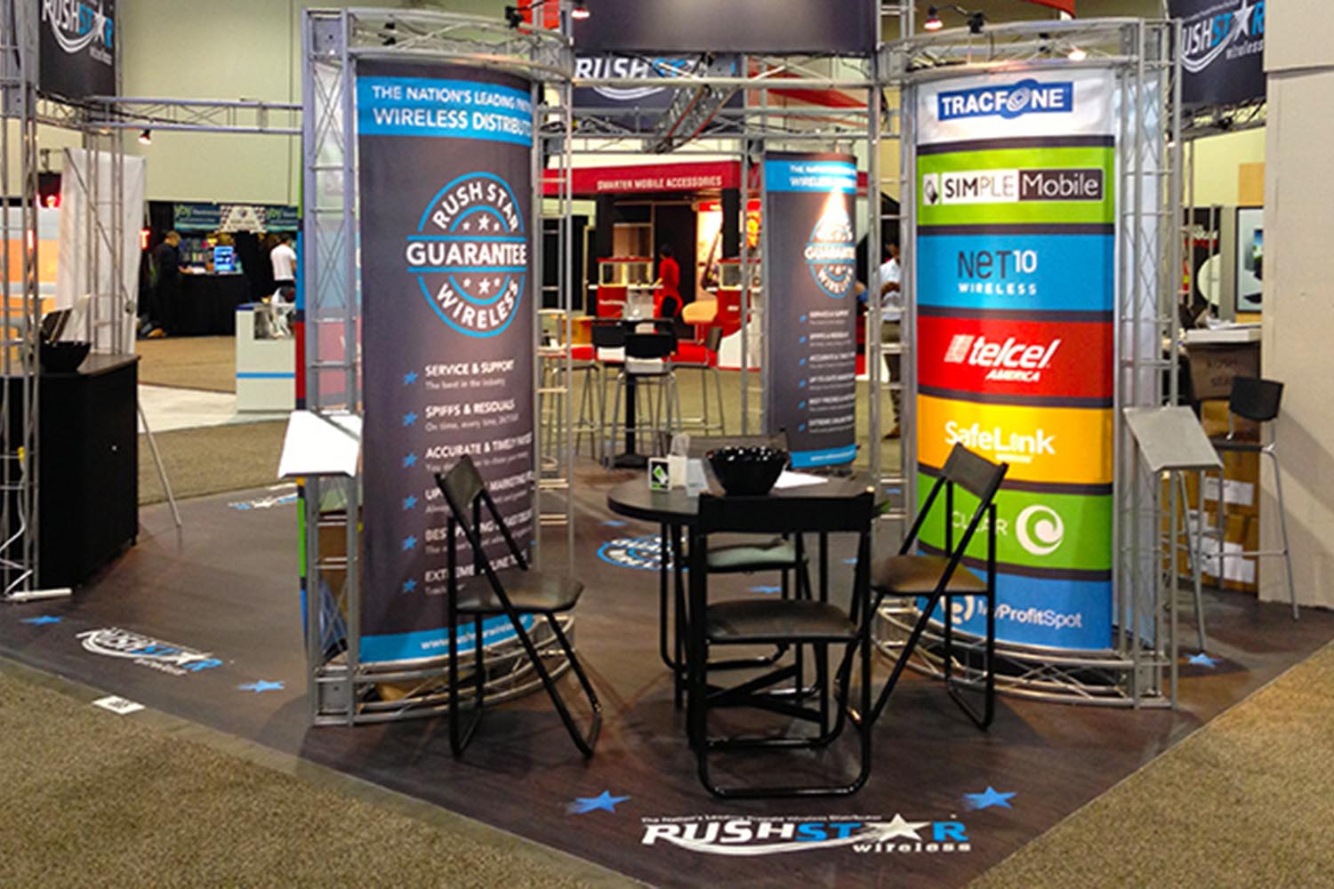 How To Design Excellent Trade Show Graphics With Examples