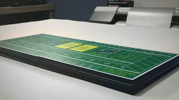 Ultra Board Prints High Quality Foam Board Printing