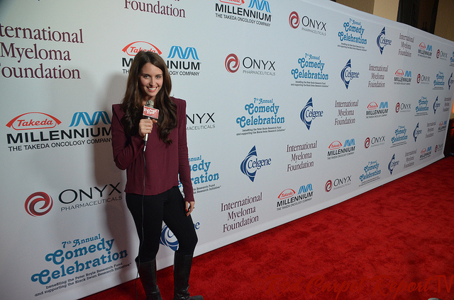 celgene step and repeat banner