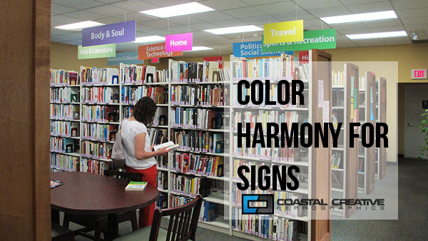 Color Harmony for Sings