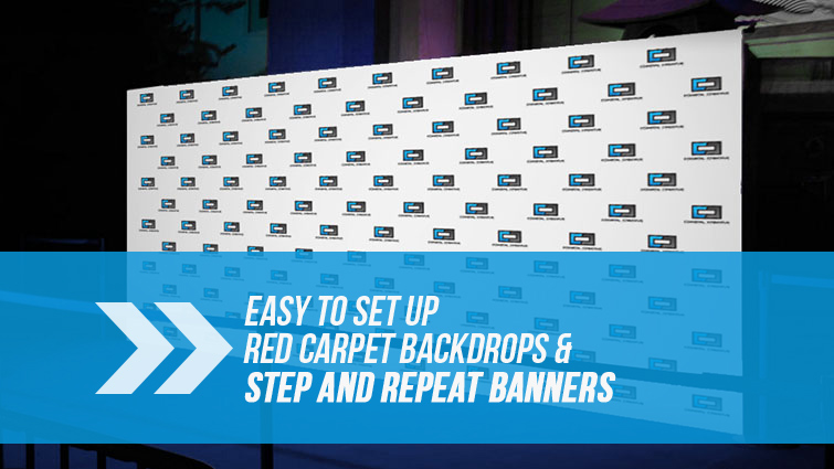 Custom Step And Repeat Banners Designed Amp Printed In San