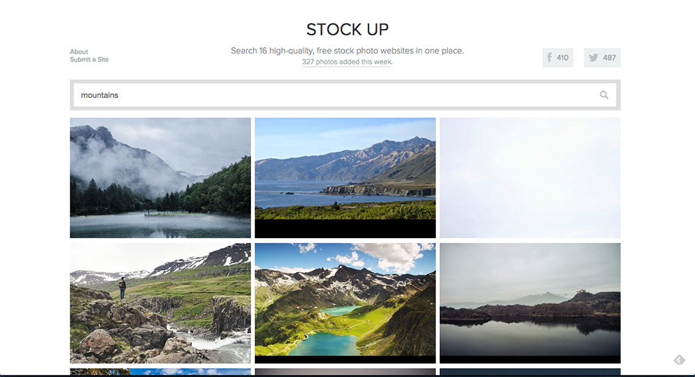 Search Free Stock Photos Stock Up