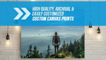custom high quality canvas prints