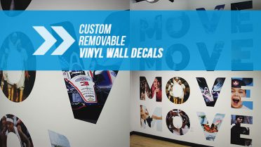 custom vinyl wall decals