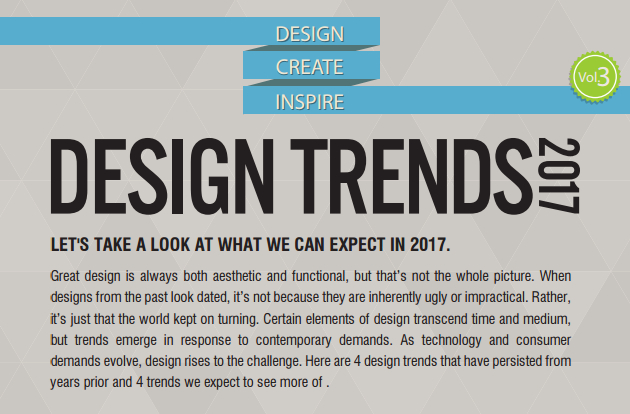 Digital design trends 2017 header