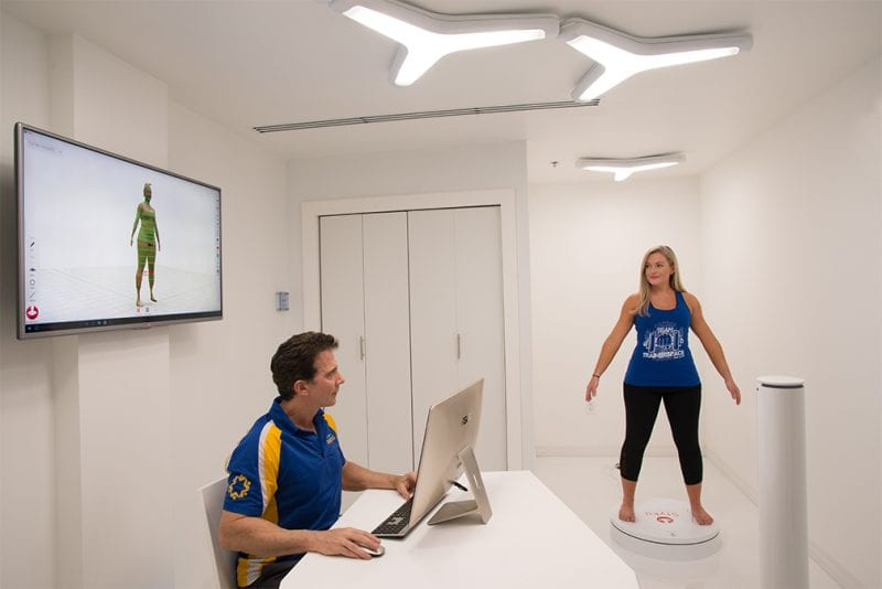 gym design trends tech