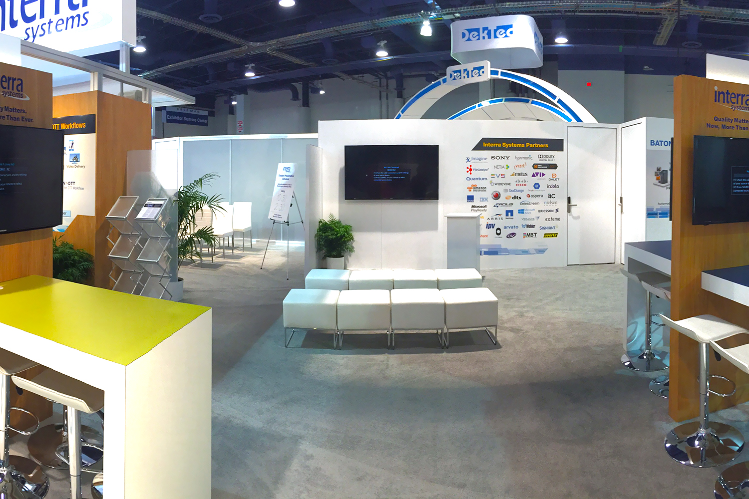 Modular Exhibition Stands Yard : Modular displays for trade shows events ✓ ships from san diego